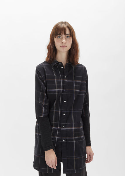 Tempo Cotton Shirtdress