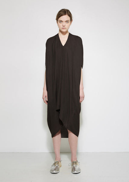 VISVIM Ruana Dress La Garconne
