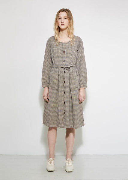 Visvim Wilder Check Dress La Garconne