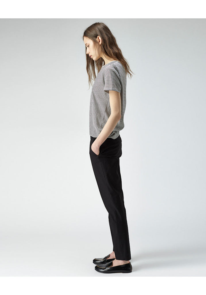 Washed Gabardine Pants