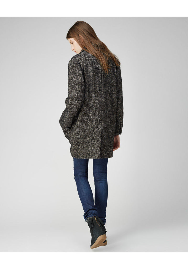 Dulcie Herringbone Jacket
