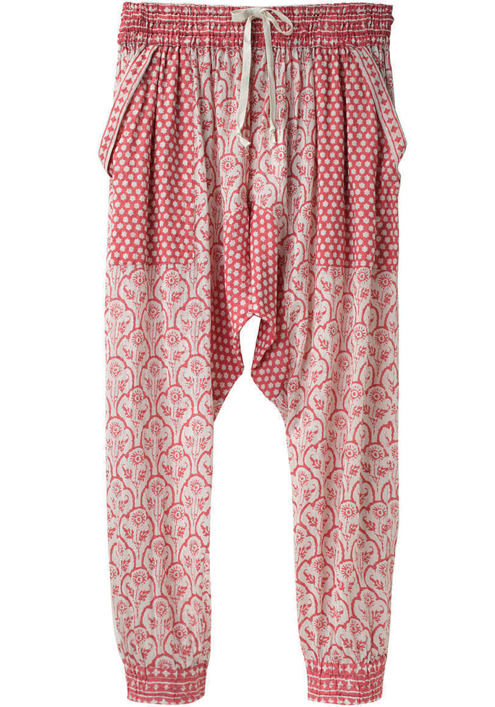Hair Cotton Voile Pant