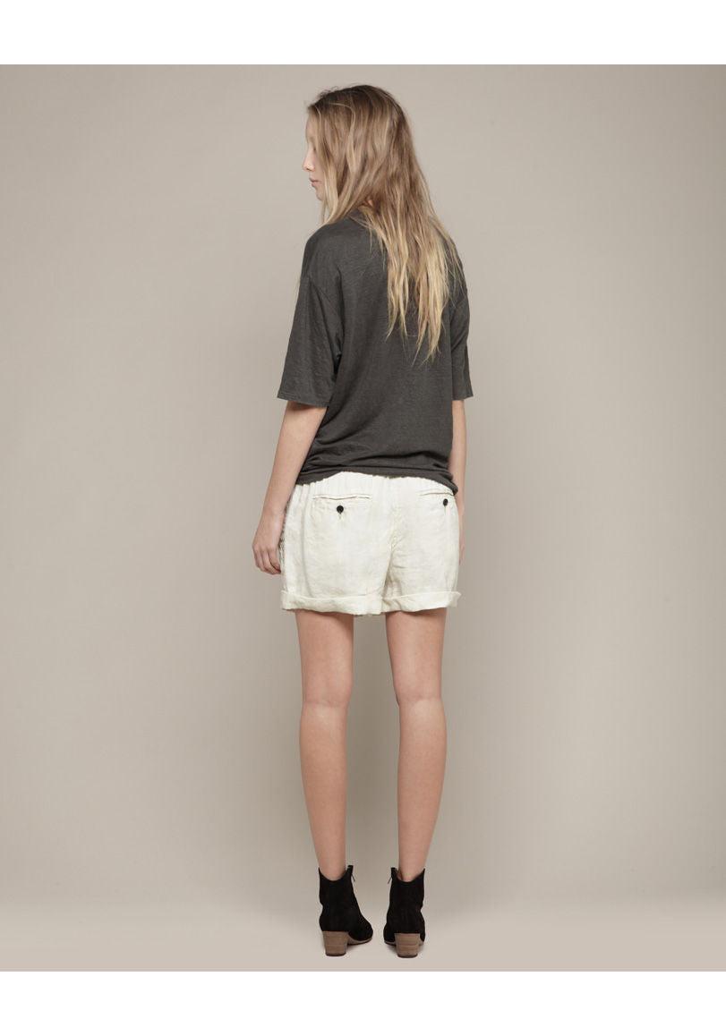 Isley Elastic Waist Shorts