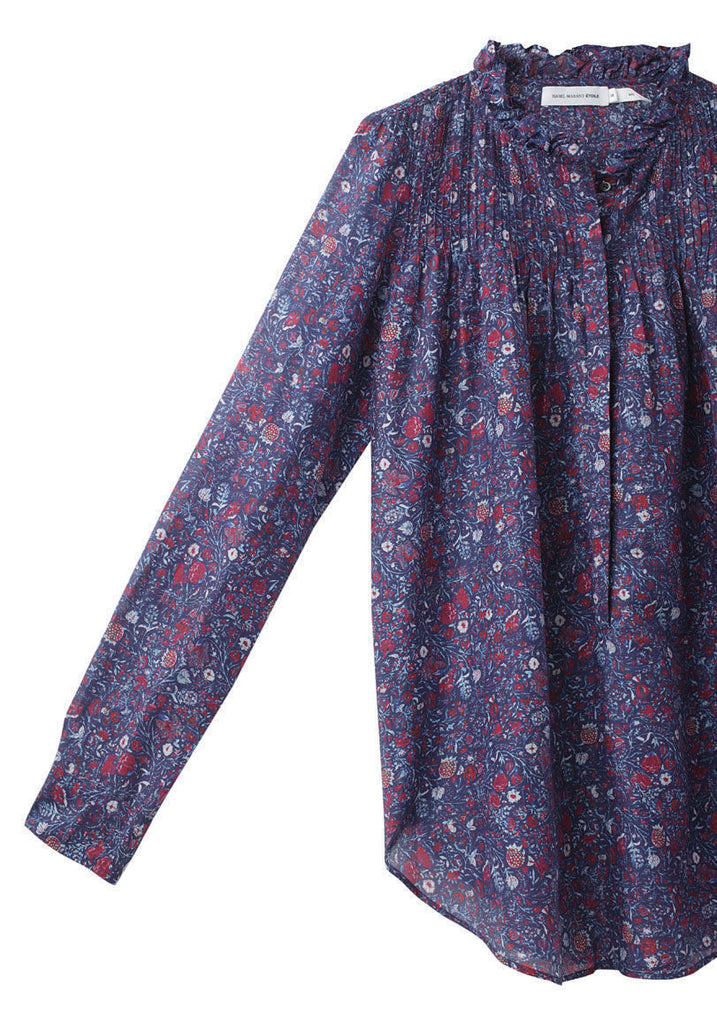 Joe Floral Blouse