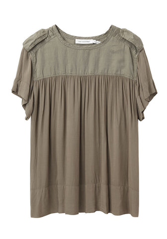 Lapazy Short Sleeve Top