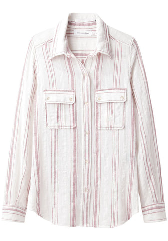 Layne Striped Shirt