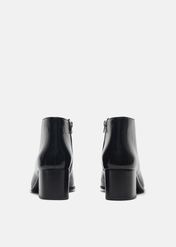 Lusinda Patent Ankle Boots