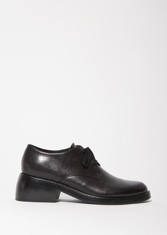 Heeled Oxford