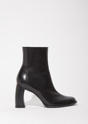 Heeled Ankle Boot