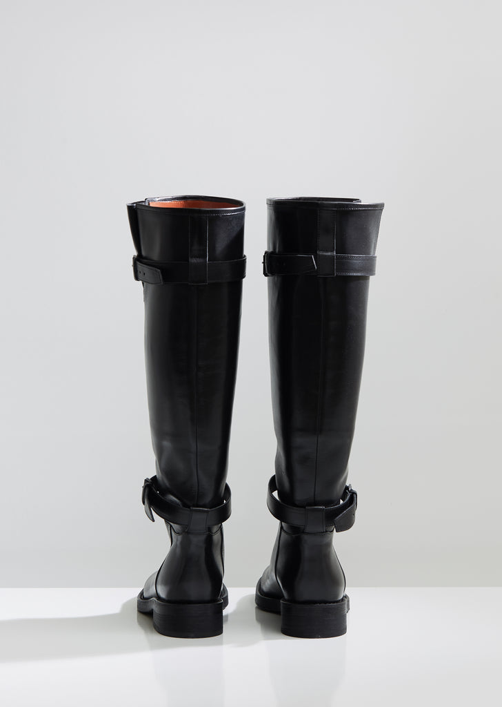 Knee High Riding Boots