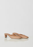 Alloro Heeled Mules