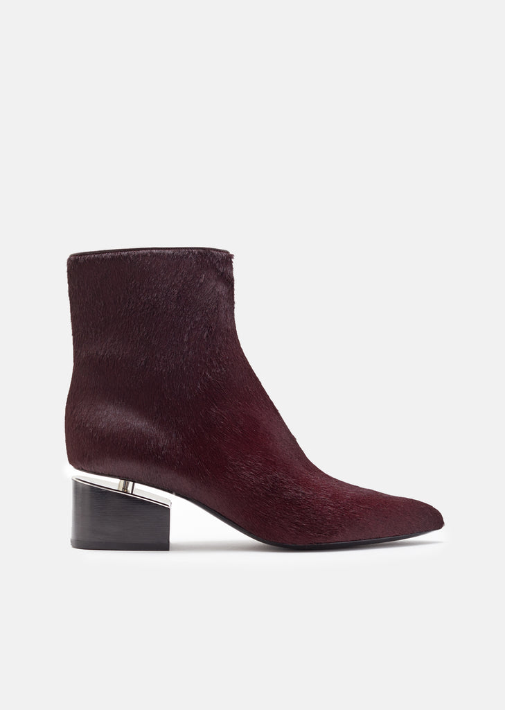 Jude Haircalf Ankle Boots