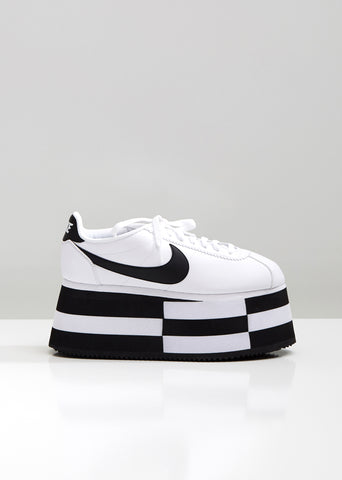 Nike Checkered Platform Cortez Sneakers