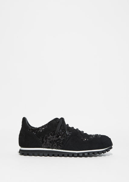 X Spalwart Suede Spangle Sneakers
