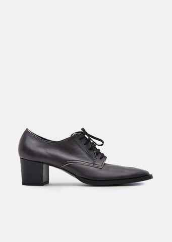 Steer Washed Oxford Shoes