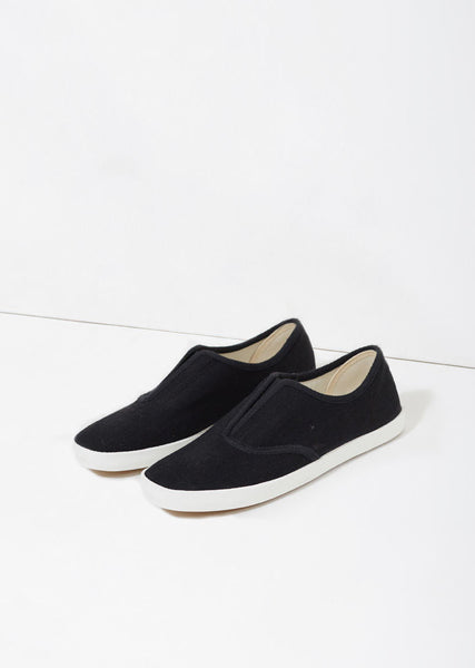 Lemaire Denim Slip-On Sneaker La Garconne