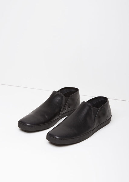 Lemaire Leather Slip On Shoes La Garconne