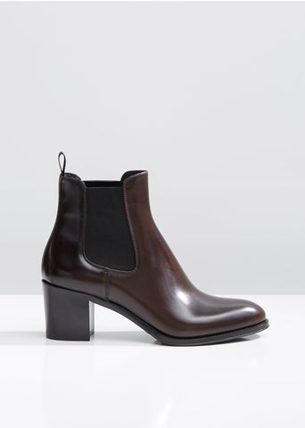 Shirley Heeled Chelsea Boots