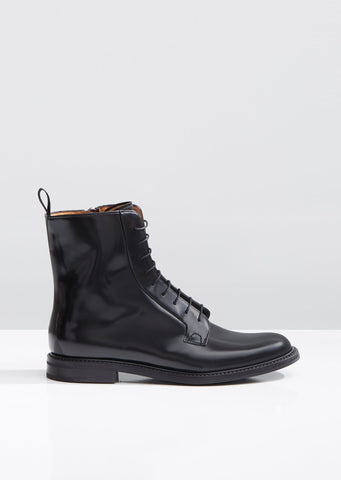 Alexandra Lace Up Boots