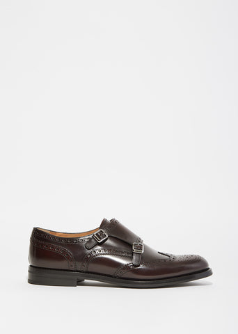 Lana Velcro Buckled Loafers