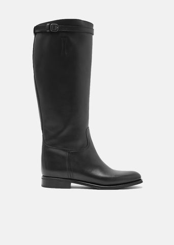 Michelle 2G Antic Calf Boots