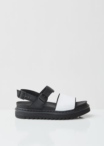 Voss Leather Sandal