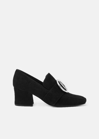 New Turbojet Suede Pumps