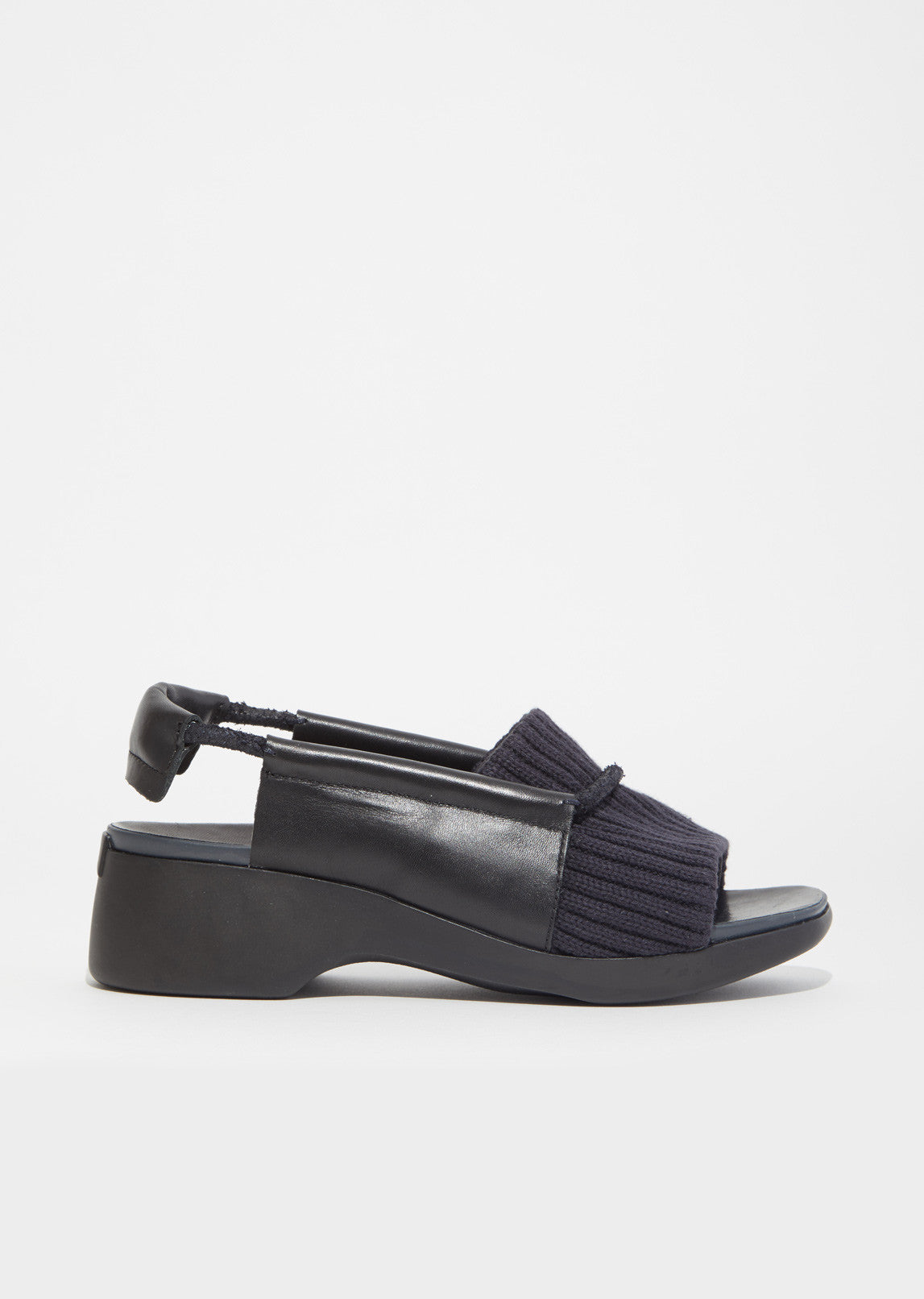 buckled open-toe sandals - Black Camper uLspJGB4Nd