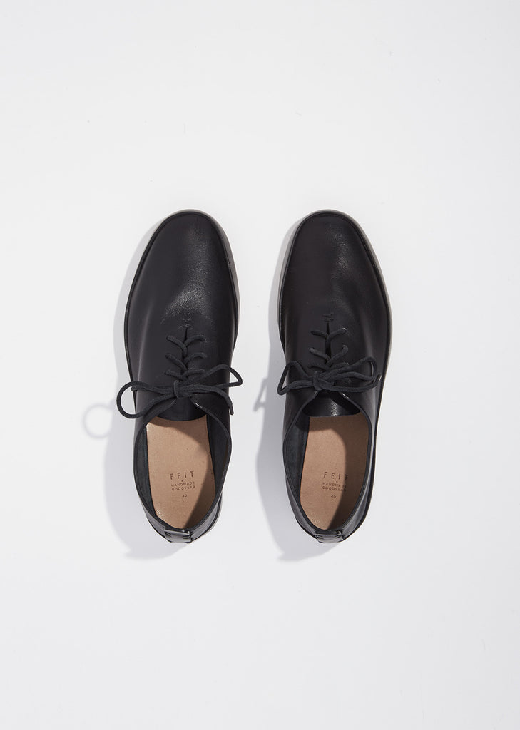 Hand Sewn Court Loafers