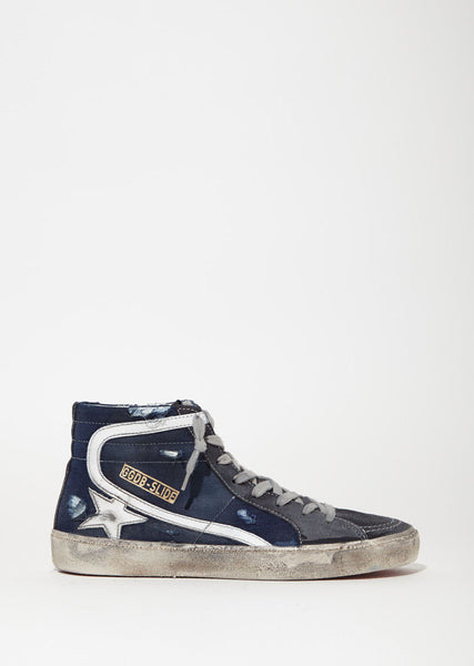 Golden Goose Slide Sneakers La Garconne