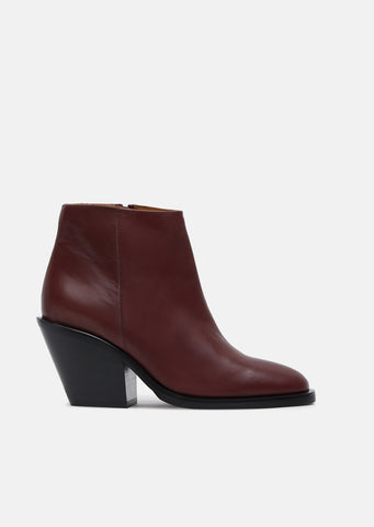 Pim Leather Ankle Bootie