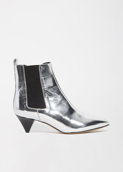 Dawell Pointed Toe Ankle Boots
