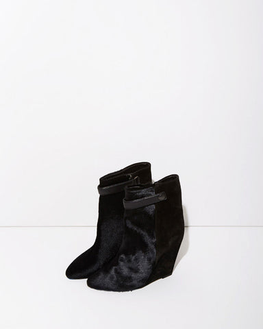 Sade Pony Wedge