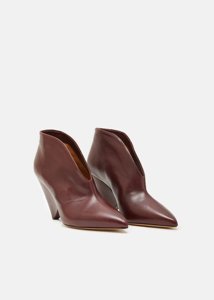 Adenn Point Toe Ankle Boots