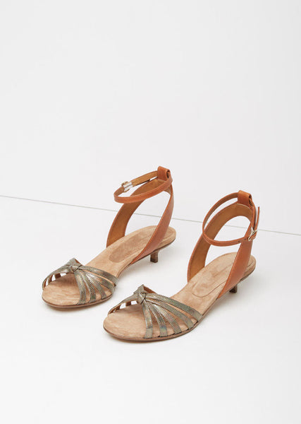 Pulse Heeled Sandal