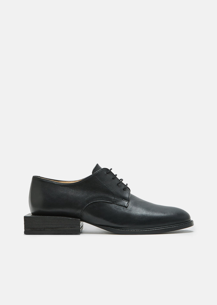 Clown Leather Oxfords