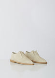 Suede Moccasin Loafers