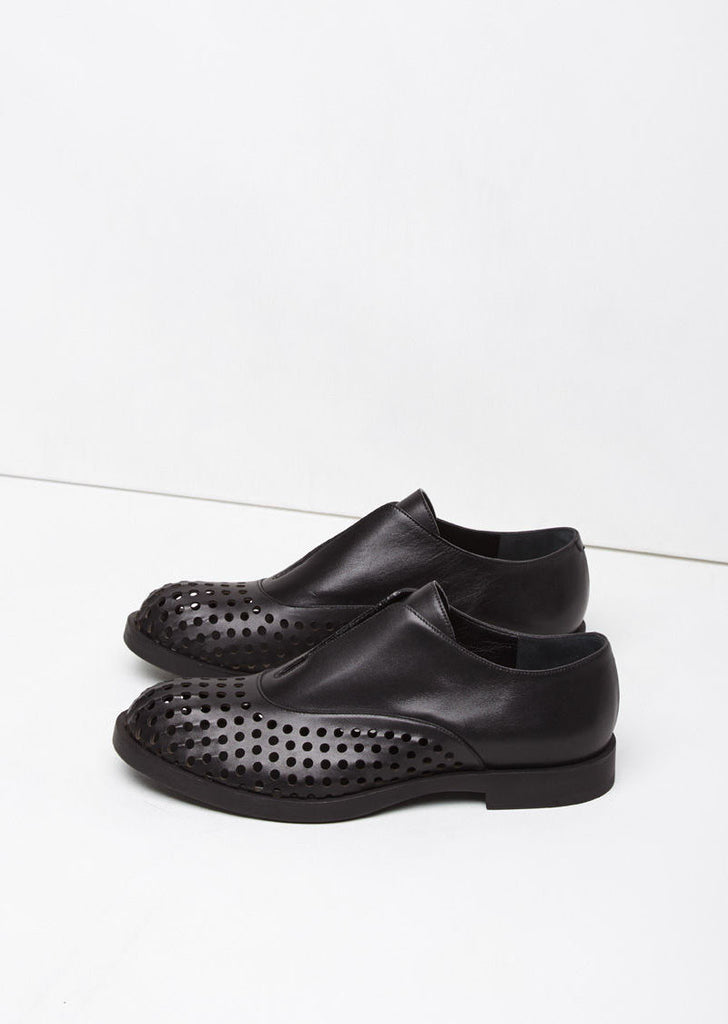 Perforated Slip-On Loafer