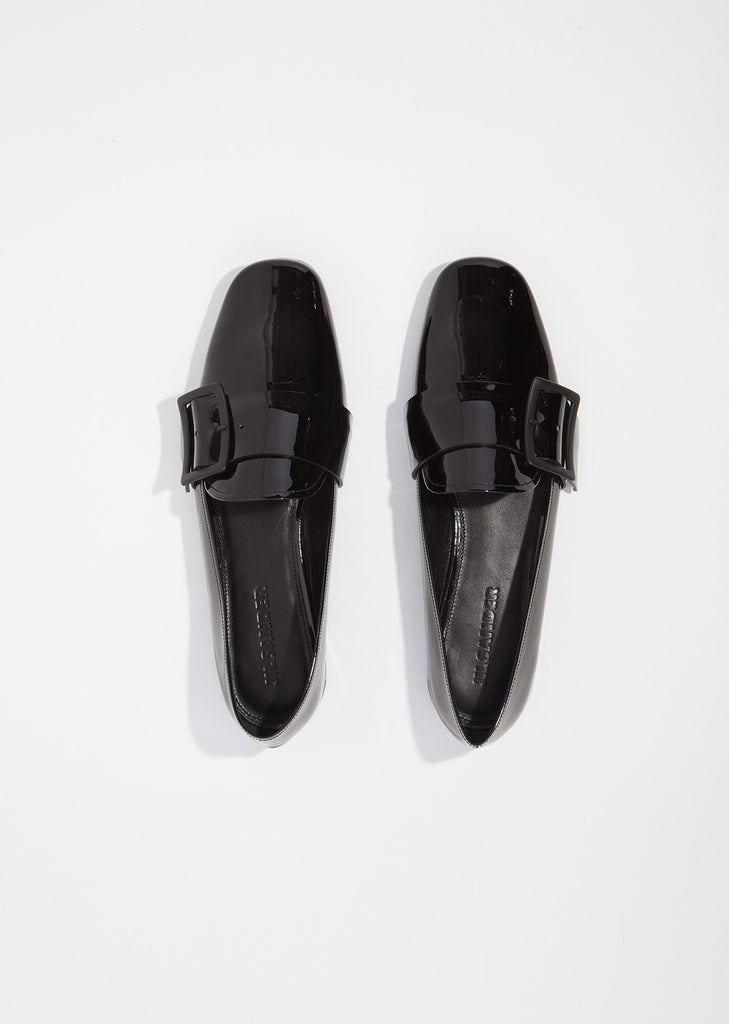 Patent Buckle Loafer
