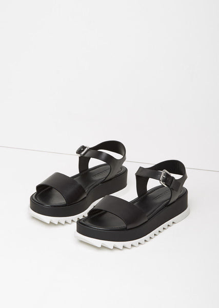 Teeth Platform Sandal