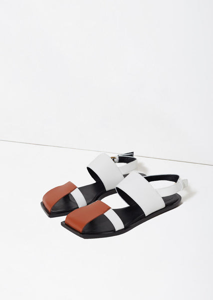 Marni Closed Toe Sandal La Garconne