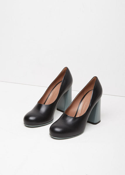 Marni Colorblock Pump La Garconne