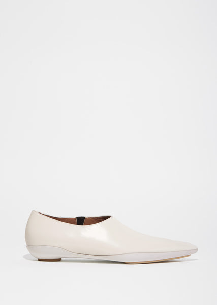 Pointy Slip On Flats