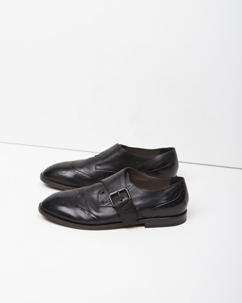 Monk Strap Oxford