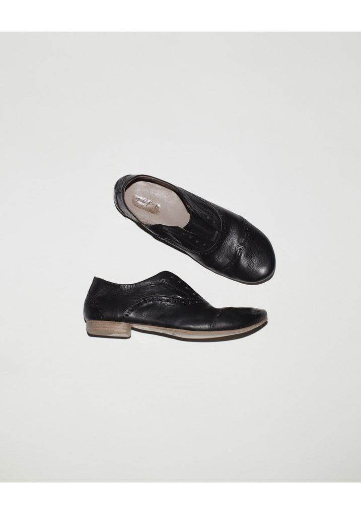 Lupin Leather Oxford