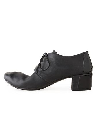 Oxford with Heel