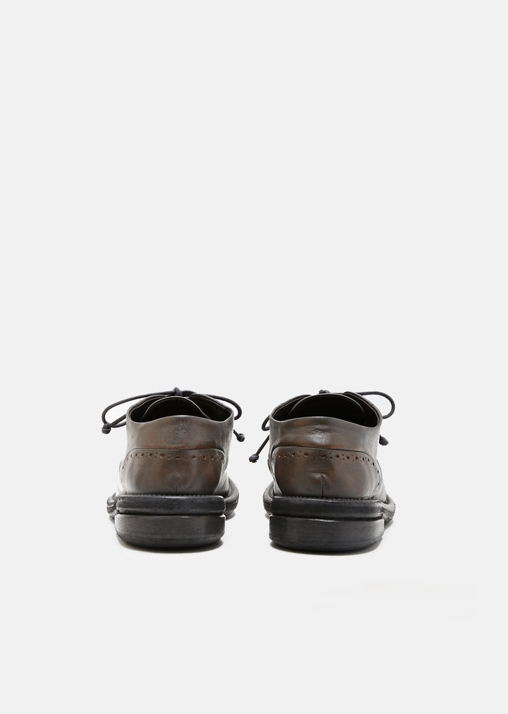 Bombolone Distressed Leather Brogues