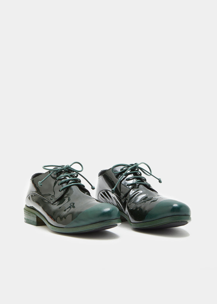 Formica Patent Oxfords