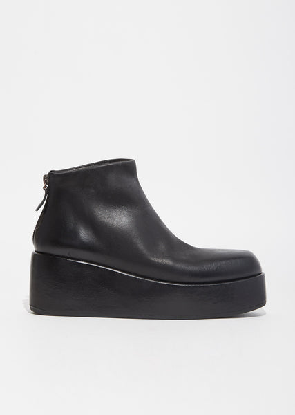 Scappa Platform Leather Boots