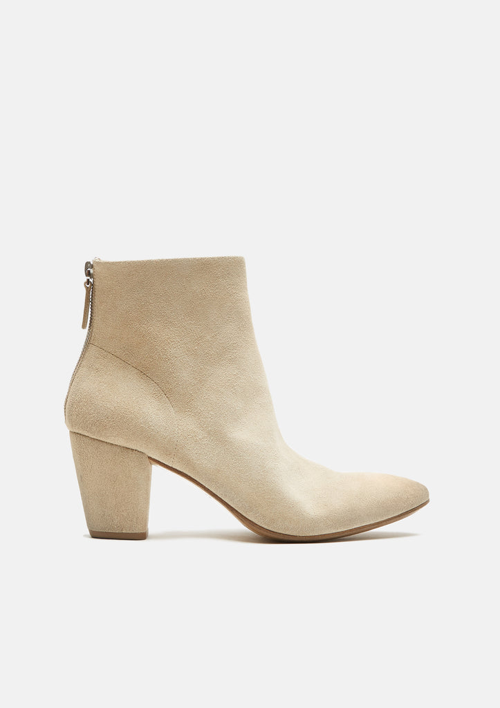 Coltello Zip Back Ankle Boots